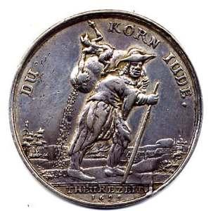 Korn Jude Medal front