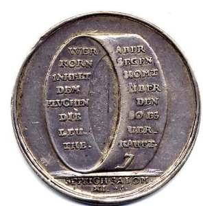 Korn Jude Medal reverse